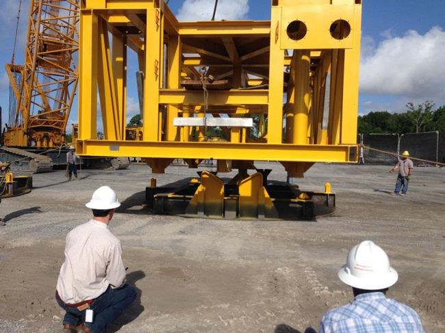 Suction Pile Anchor Fabrication